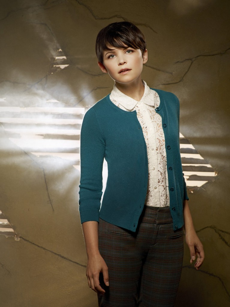"ABC's enchanting drama ""Once Upon a Time"" stars Ginnifer Goodwin as Snow White/Mary Margaret this Sunday."