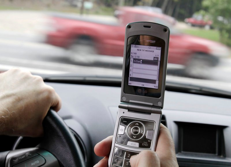 Currently, 34 states ban text messaging behind the wheel. The demand for transforming cars into communications centers comes in part because the amount of time Americans spend stuck in traffic has more than doubled since 1982.