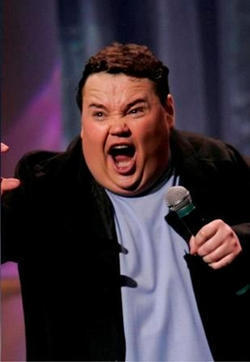 Comedian John Pinette performs in Portland on Nov. 4 and in Boston on Dec. 31. Tickets for the Boston show go on sale Friday.