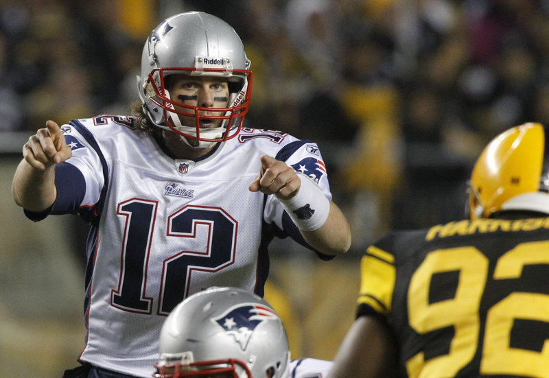 Tom Brady has thrown for 2,008 yards in seven career games against Pittsburgh with 14 TDs and three interceptions.