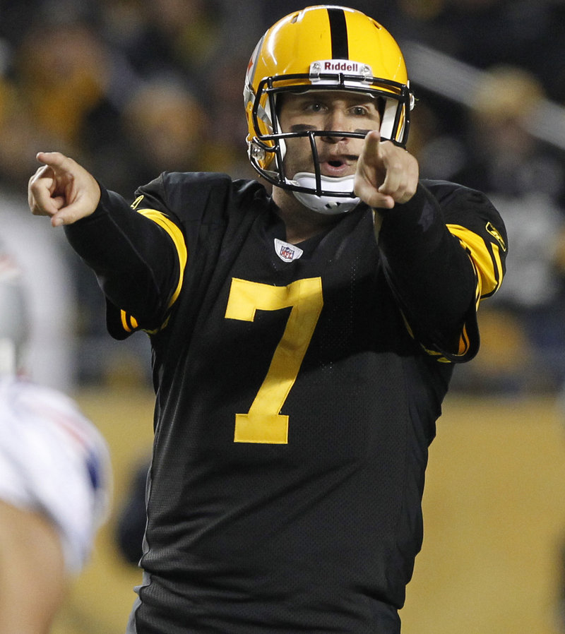 Ben Roethlisberger has guided Pittsburgh to a 5-2 record, but the teams they have beaten have a combined record of 8-24.