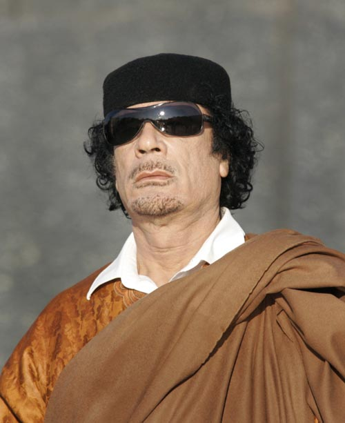 Moammar Gadhafi: The ultimate secret of his longevity lay in the vast oil reserves under his North African desert nation and in his capacity for drastic changes of course when necessary.
