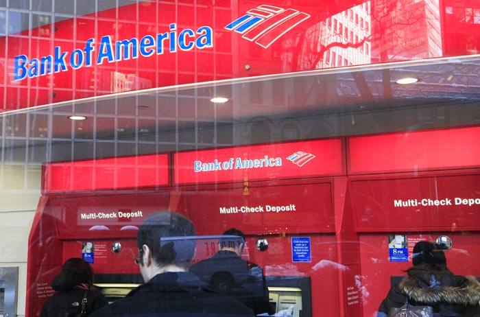 Bank of America's decision to scrap the plan for a debit card fee was based partly on a