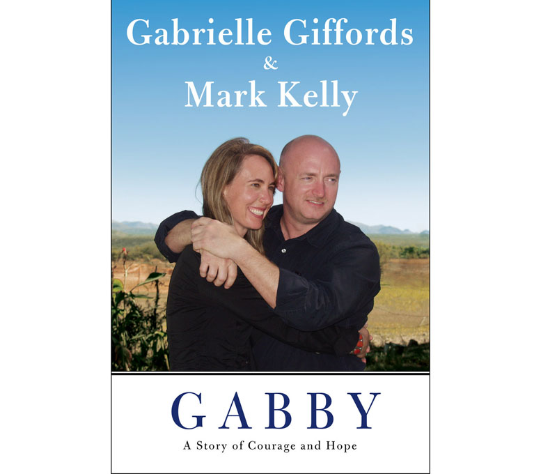 """A joint memoir by Arizona's U.S. Rep. Gabrielle Giffords and her husband, retired astronaut Mark Kelly, is coming out on Nov. 15. The book describes Giffords' struggles to recover from being shot in the head while meeting with constituents Jan. 8. In the book's final chapter, she vows, """"I will get stronger. I will return."""