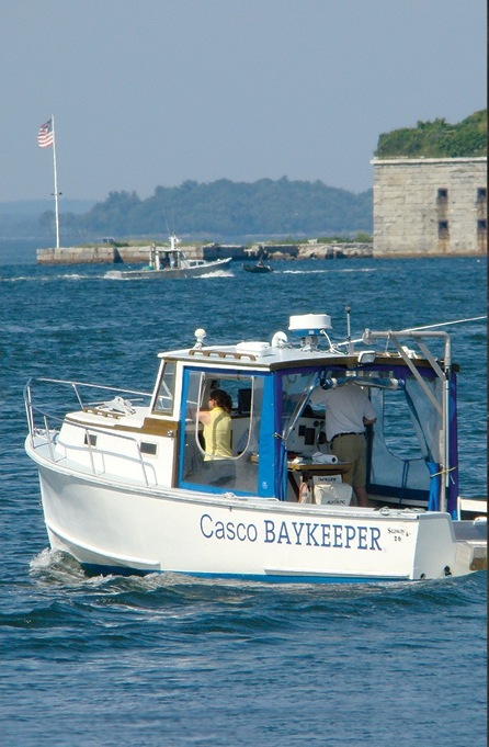 The festival includes a tribute to Casco Baykeeper Joe Payne.