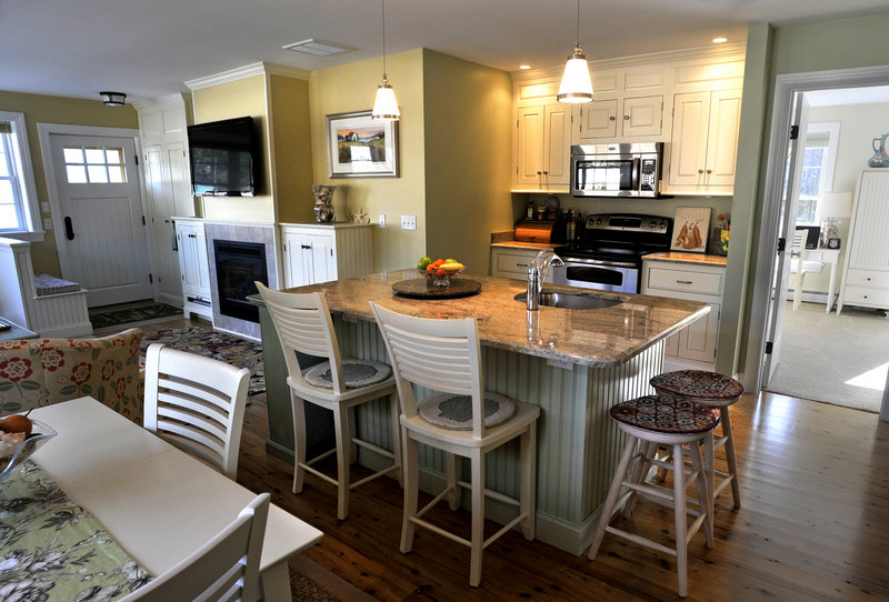 Designing An In law Apartment The Portland Press Herald