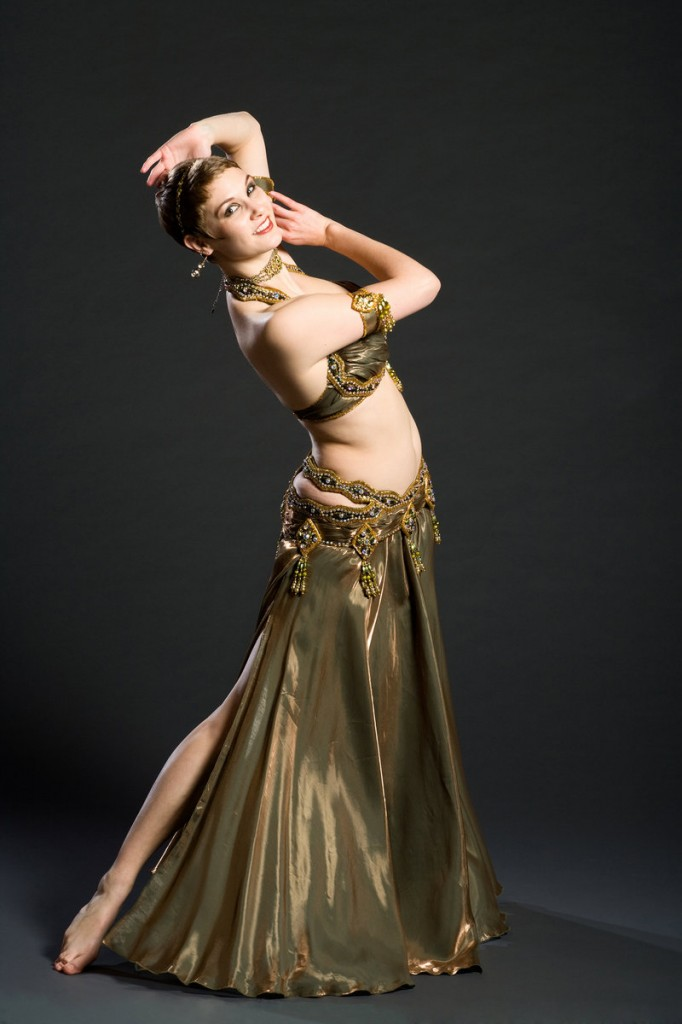 Rosa Noreen is a headliner at Raqs Afire who will perform Egyptian raqs sharqi, the classic form of belly dance.