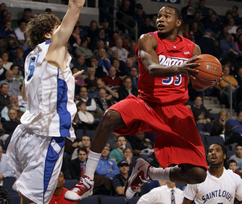 The Red Claws used the No. 3 overall pick in the D-League draft to take highly regarded Chris Wright of Dayton.