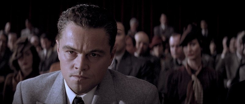 "Leonardo DiCaprio stars in the title role in the Clint Eastwood-directed ""J. Edgar."""