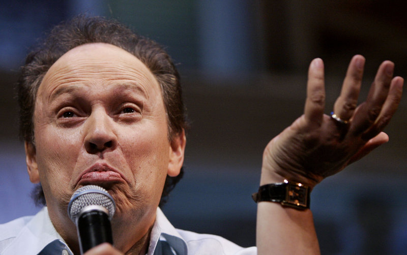 Billy Crystal said Thursday he will be hosting the Academy Awards on February 26. It will be the ninth Oscar stint for Crystal.
