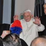 Pope Benedict XVI will soon be traveling to Cuba.