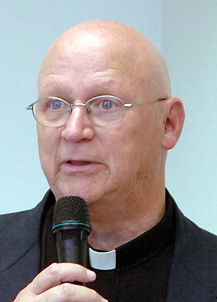 The Rev. Robert Carlson
