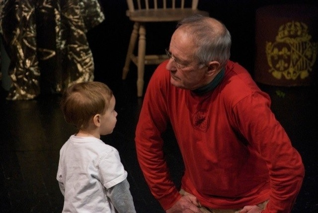 Al Miller has worked with thousands of young actors in the 40 years since he founded The Theater Project in Brunswick.