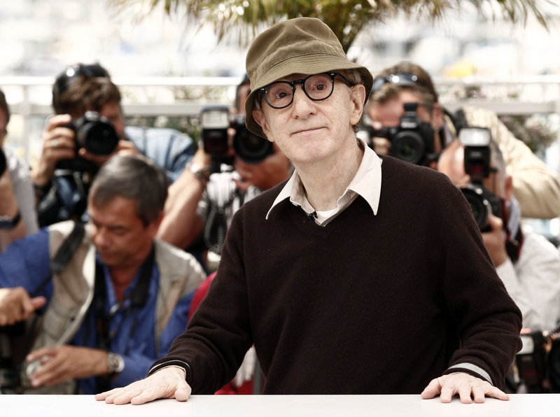 """Woody Allen will be profiled in the """"American Masters"""" presentation, """"Woody Allen: A Documentary,"""" airing today and Monday at 9 p.m. on PBS."""