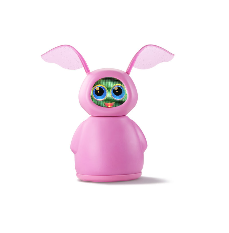 FIJIT FRIENDS: The interactive robotic toys have word recognition capability and can recognize more than 30 keywords, according to maker Mattel. Prices vary, but Serafina, shown here, is listed at target.com for $39.99.