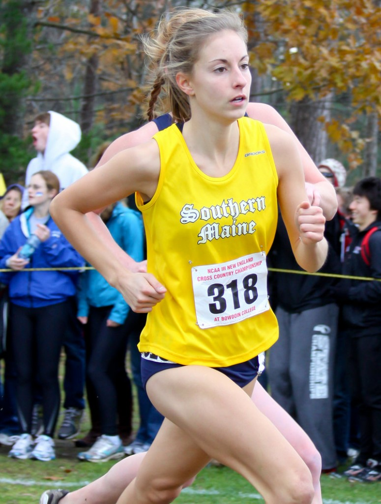 Molly Carl of York earned All-America status by finishing 27th out of 277 runners at the NCAA Division III cross country championships last Saturday.