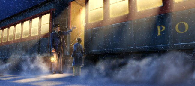 """The Polar Express"""