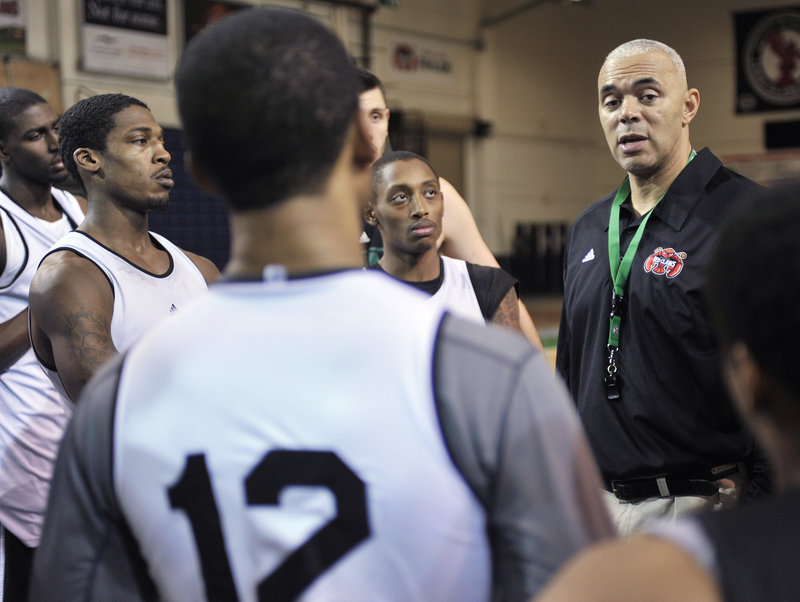 Dave Leitao, in his first season as coach of the Maine Red Claws, will be looking to field a winning team while also helping his players reach their potential, physically and mentally, and turn into prospects that might attract attention from NBA franchises.