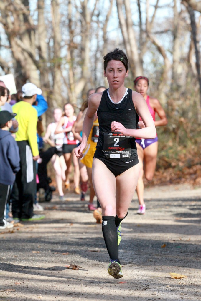 Abbey Leonardi of Kennebunk is the first Maine runner to qualify for the Foot Locker national championships three times.
