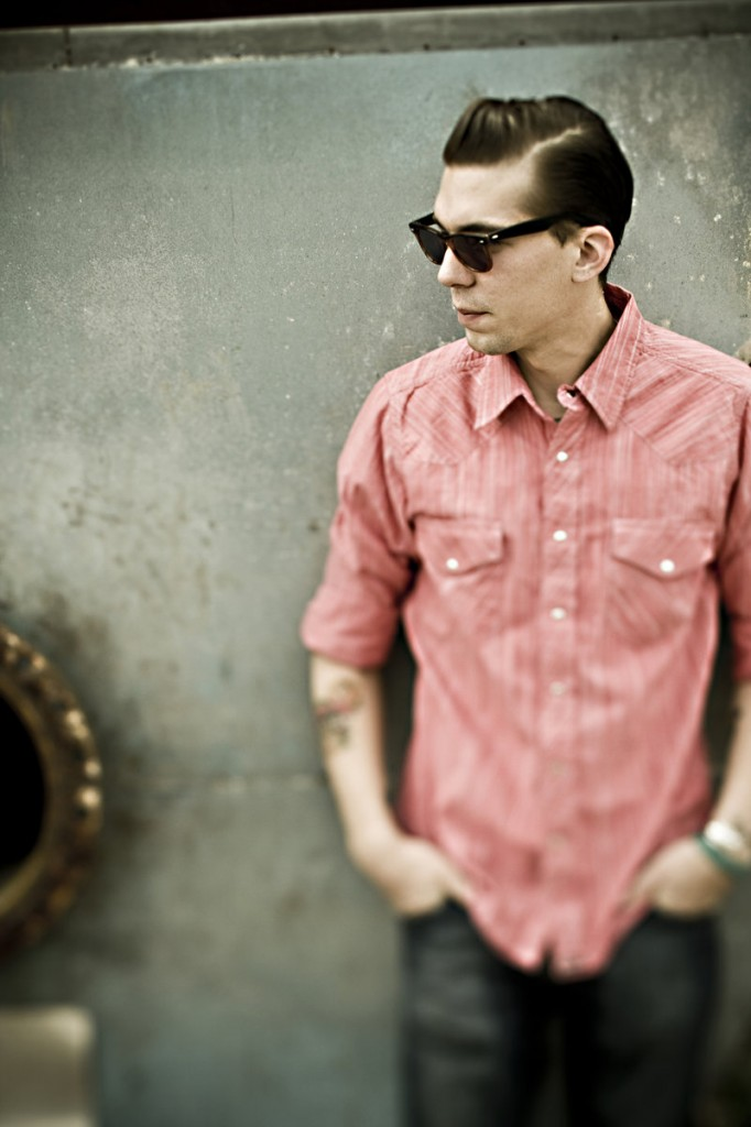 Singer-songwriter Justin Townes Earle is at Bates College in Lewiston on Monday.