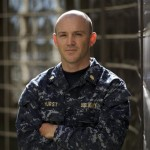 In this Tuesday, Dec. 6, 2011 photo, Lt. Commander Donald Hurst, a fourth-year psychiatry resident at the Naval Hospital in San Diego, poses for a portrait at the hospital, in San Diego. The U.S. Navy has kicked out a record number of sailors and Marines this year for smoking synthetic marijuana and is seeing a dramatic jump in emergency room visits of its users, including some who babbled or hallucinated for eight days. (AP Photo/Gregory Bull)