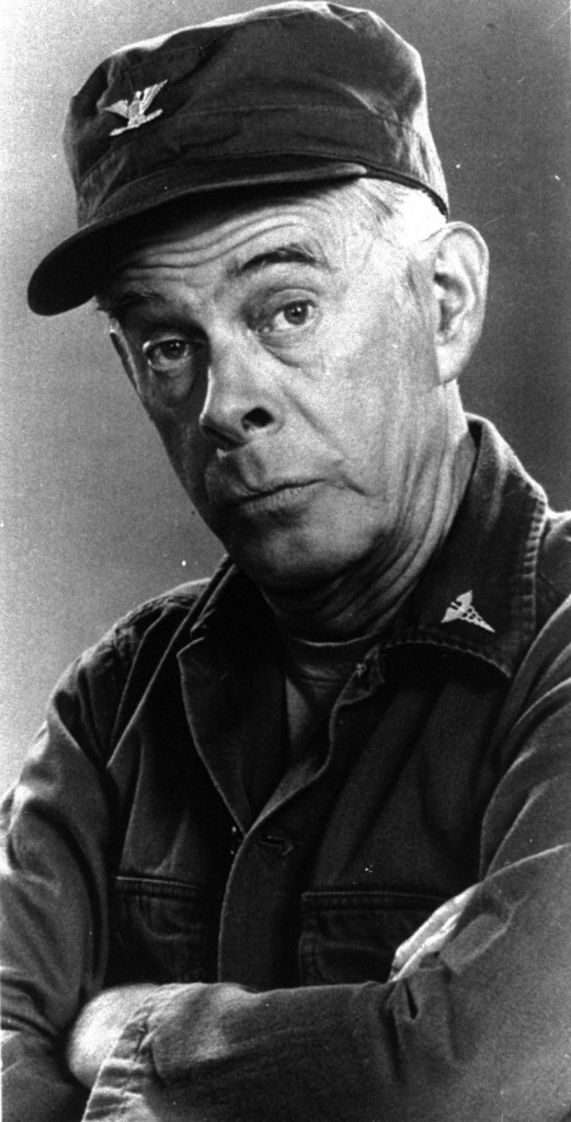 """Harry Morgan won an Emmy for his portrayal of Col. Sherman T. Potter on """"MASH."""" He also acted in nine other television series, 50 films and on the Broadway stage."""