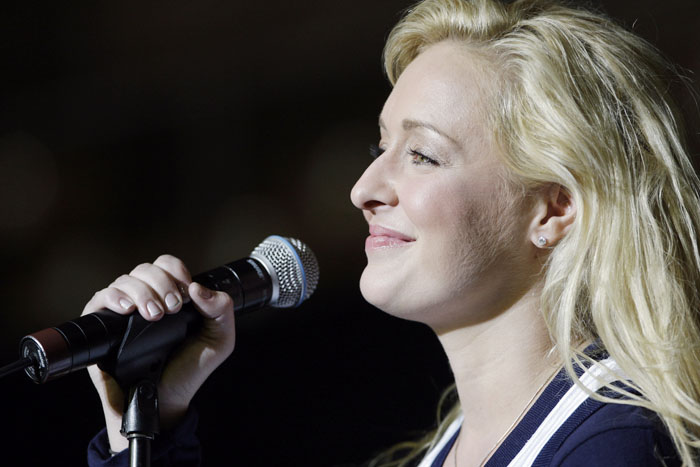 Country singer Mindy McCready: