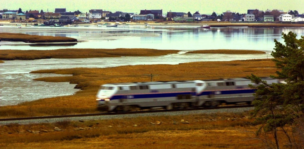 The Downeaster is celebrating its 10th birthday.