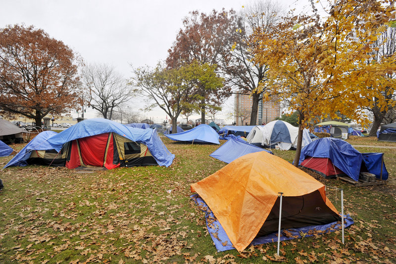 The tents in Portland's Lincoln Park and elsewhere have sparked a lively conversation about the Occupy Wall Street movement's tactics and goals. Some readers wish occupiers would get involved in elections, while others question the factual basis of their claims.