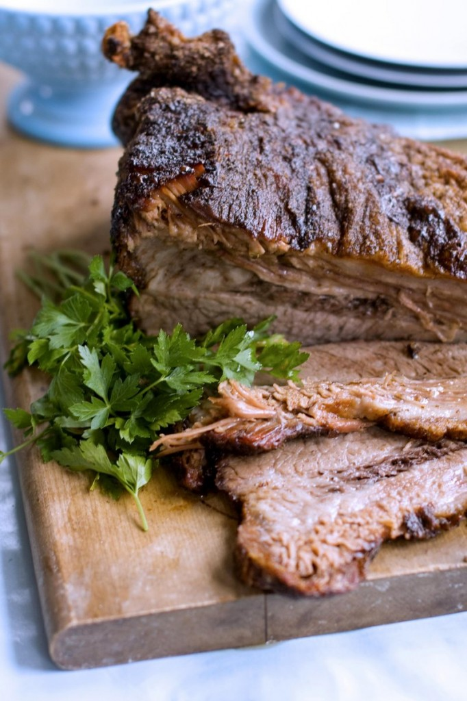 A beef brisket supper is associated with many Jewish holidays, perhaps none more so than Hanukkah.