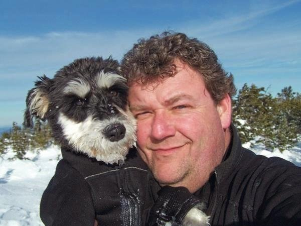"Tom Ryan has chronicled his hiking adventures with his dog, Atticus, in a book called ""Following Atticus"" and on his blog."
