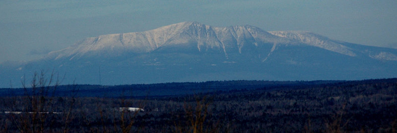 If Percival Baxter hadn't given the land to the state, Mount Katahdin might be surrounded by vacation homes today, a writer says.