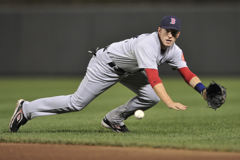 Jed Lowrie, who spent time on the disabled list in each of the past three seasons with the Boston Red Sox, is looking forward to an opportunity to be the regular shortstop for the Houston Astros after being part of a three-player trade.