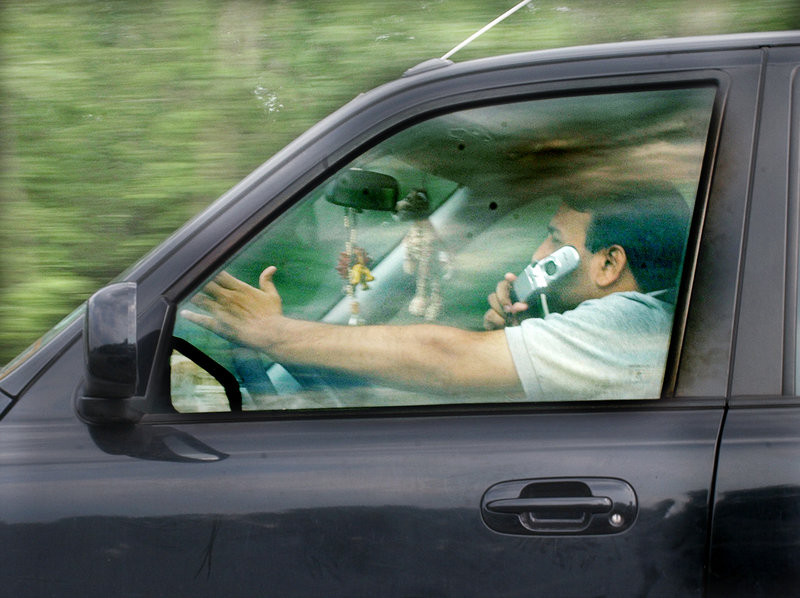 Recommended rules on phone use in cars must be tweaked and enforced, a writer says.