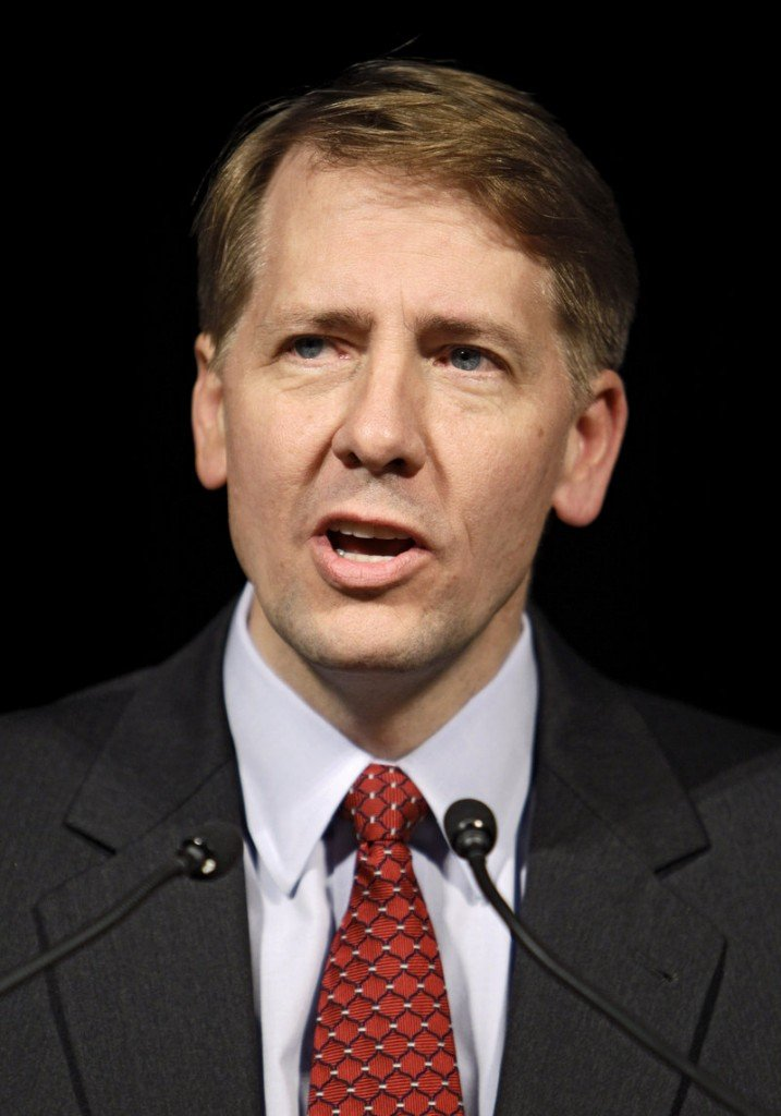 Republicans blocked the nomination of former Ohio Attorney General Richard Cordray to the Consumer Financial Protection Bureau.