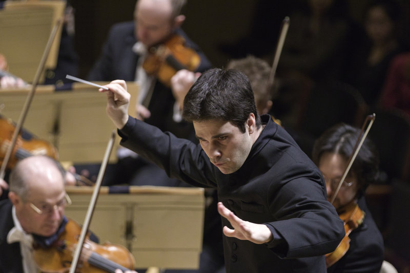 Sean Newhouse will lead the Portland Ballet Orchestra.