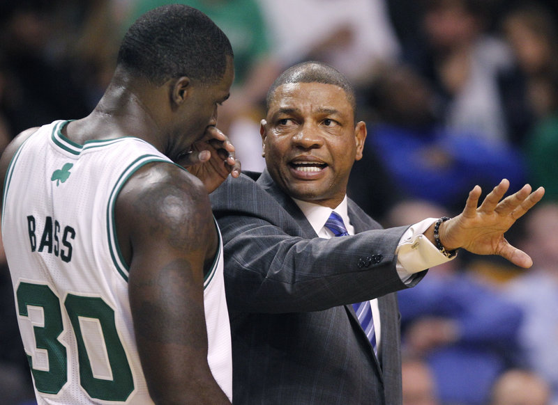 Doc Rivers, the Celtics' coach, doesn't know what the impact of a 66-game schedule will be as he molds the team. But he's going to be finding out. And soon.