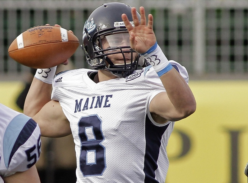 Warren Smith remains a key to the Maine offense that must control the ball today and keep the Georgia Southern offense off the field for long periods.