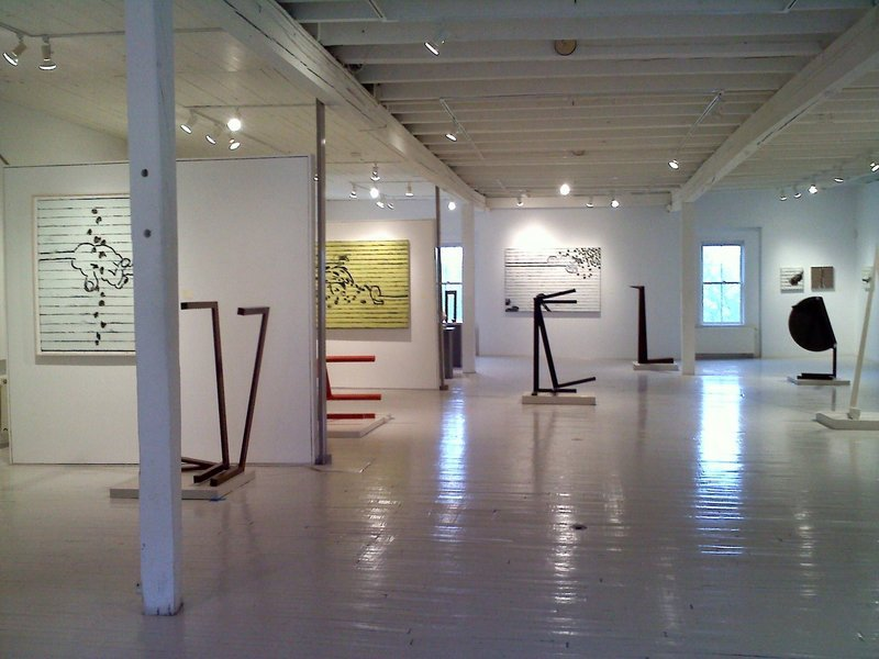 The rejuvenated Center for Maine Contemporary Art in Rockport