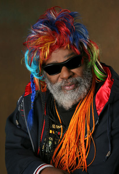George Clinton is at Boston's Wilbur Theatre on Feb. 9.