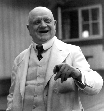 Composer Jean Sibelius in 1939.