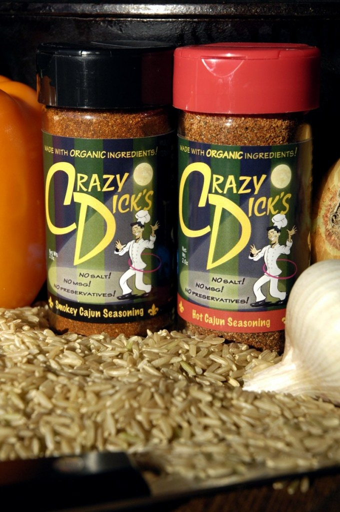 Crazy Dick's spice blends are available at several Maine stores and online.