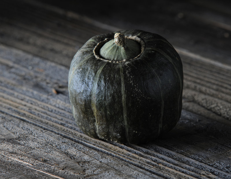 A turban-shaped squash, buttercup has a creamy, dark orange flesh and is consistently sweet and flavorful.