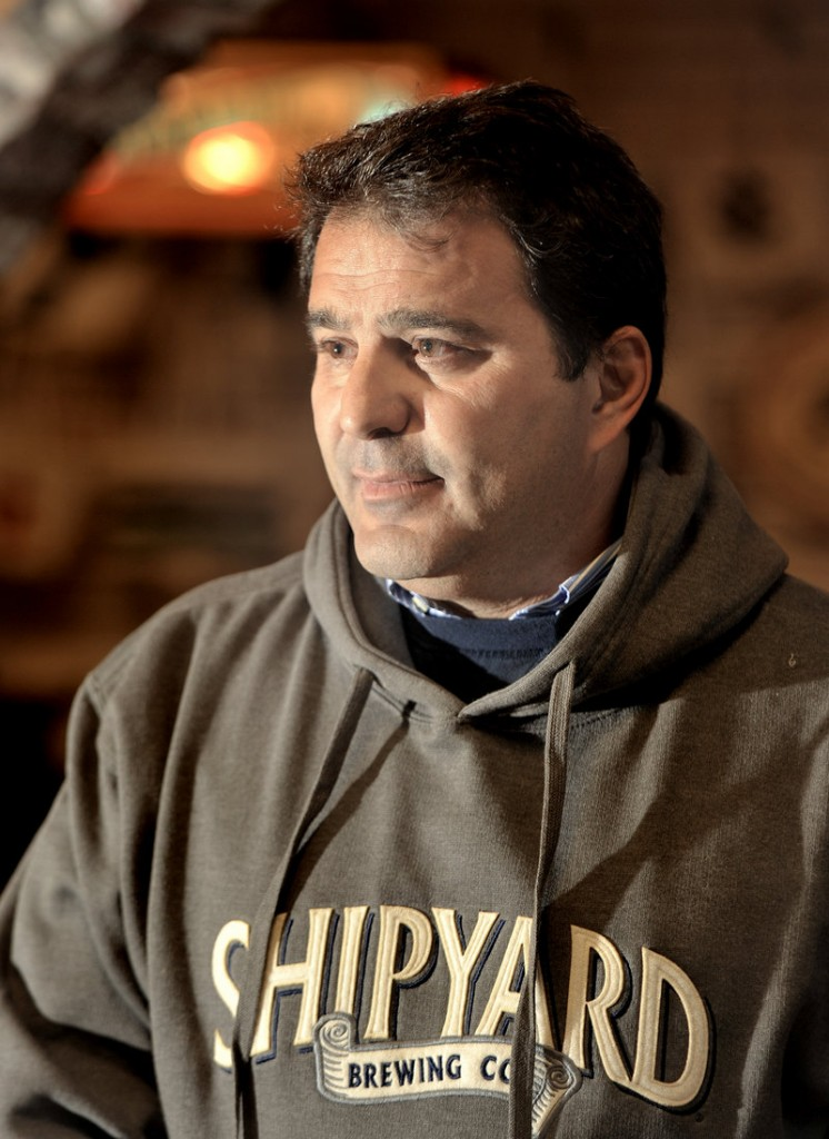 Fred Forsley, CEO, Shipyard Brewery