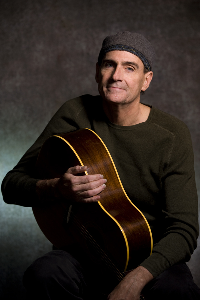 James Taylor performs at Cumberland County Civic Center in Portland on June 24. Tickets go on sale Friday.