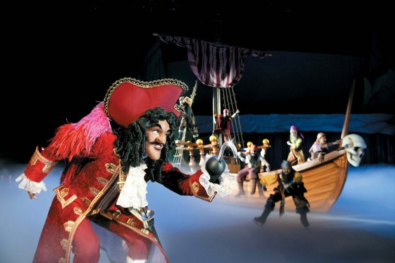 "Disney on Ice: ""Treasure Trove"" hits the Cumberland County Civic Center for seven shows beginning tonight."