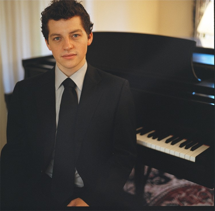 Cape Elizabeth's Henry Kramer is a graduate of The Julliard School and is now studying at Yale.