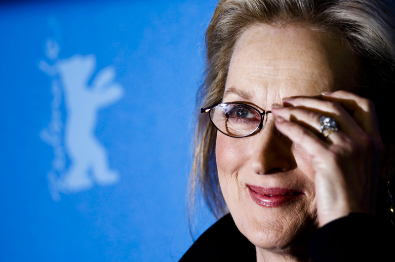 Actress Meryl Streep says her fondness for playing women who are difficult to understand has to do with seeing qualities of herself in them.