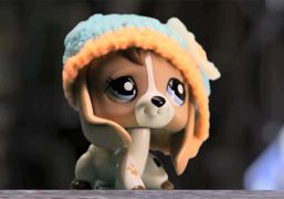 Strongpaw Productions won an Internet short-film contest with its ad for Hasbro's line of Littlest Pet Shop Toys.