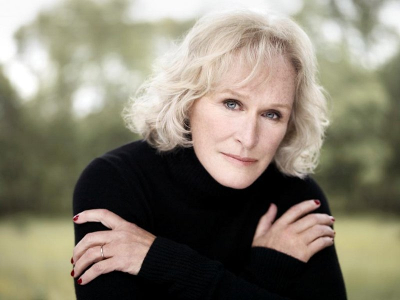 Glenn Close, who has a home with her husband at Prouts Neck in Scarborough, doesn't expect to win her first Oscar tonight.